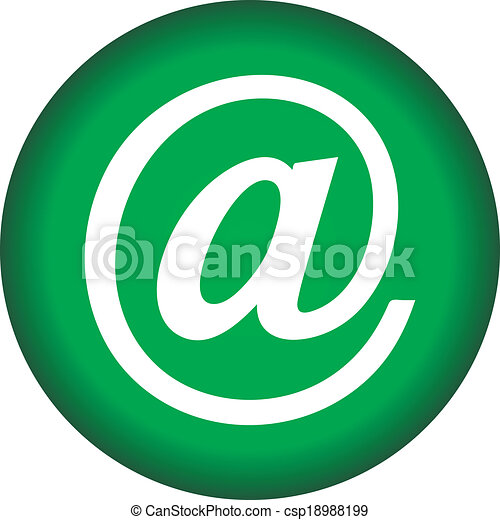 Email icon - csp18988199