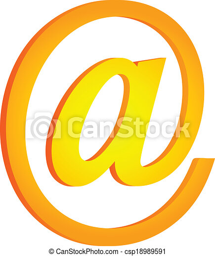 Email icon - csp18989591