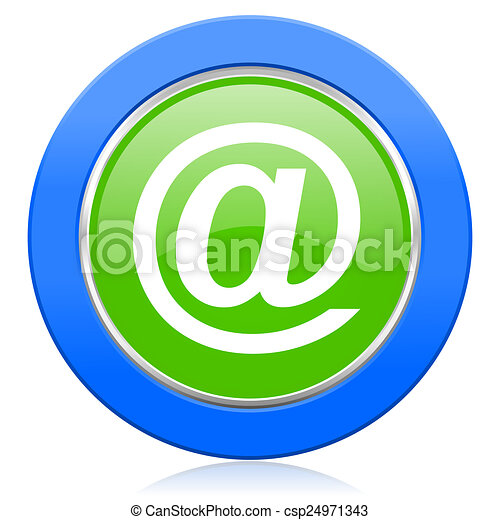 email icon - csp24971343