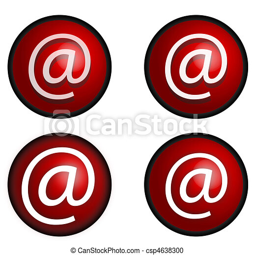 email icon - csp4638300
