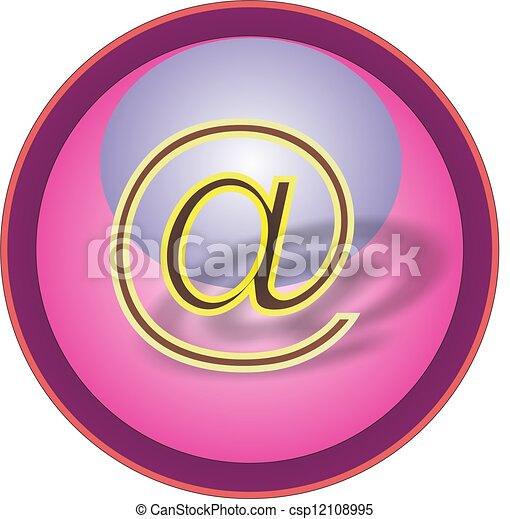 email icon - csp12108995