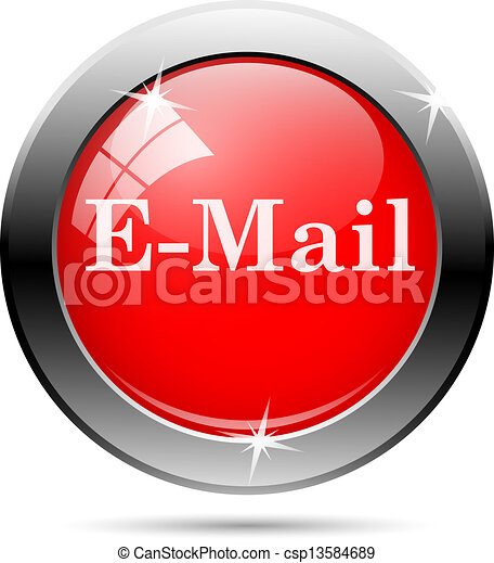 Email icon - csp13584689