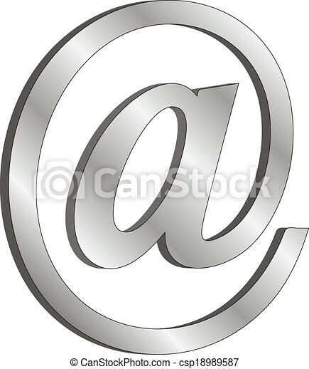 Email icon - csp18989587