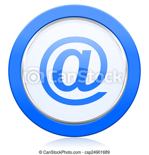 email icon - csp24901689