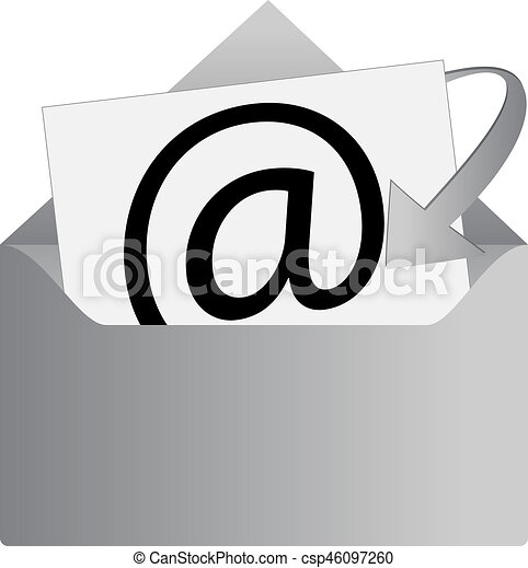 Email icon - csp46097260