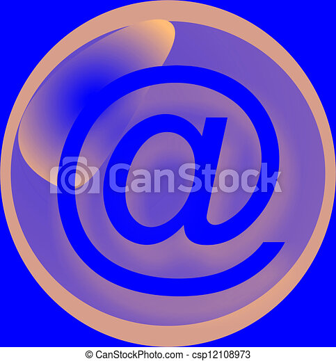email icon - csp12108973