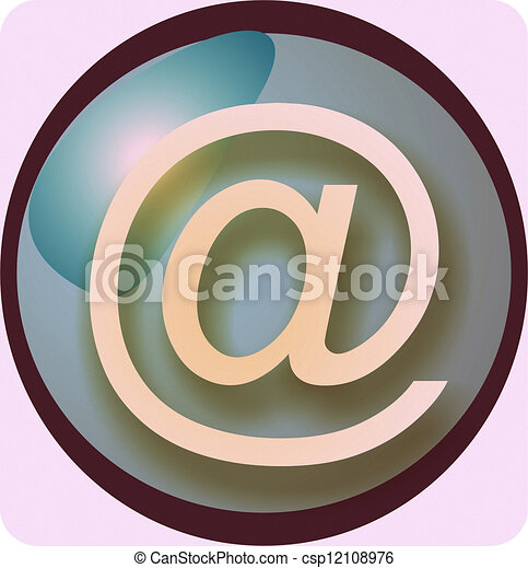 email icon - csp12108976
