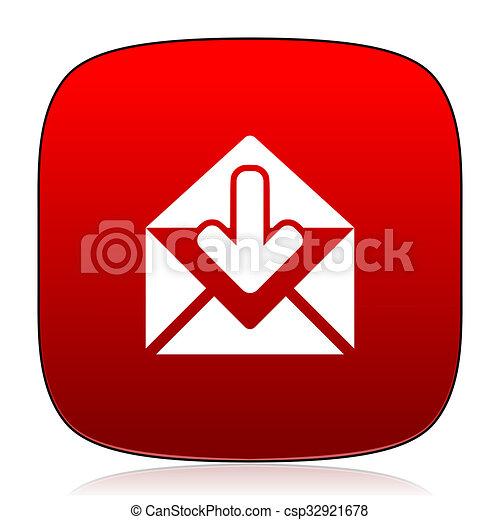 email icon - csp32921678