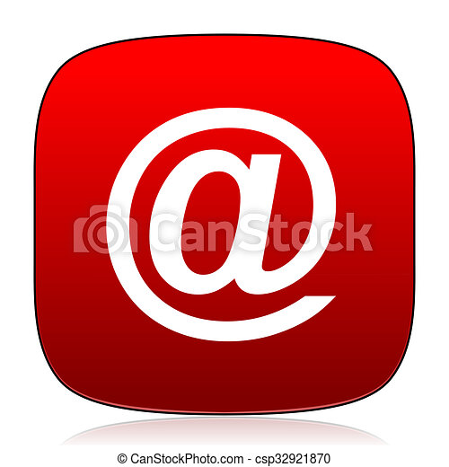 email icon - csp32921870