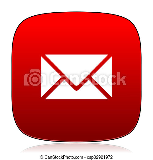 email icon - csp32921972