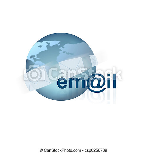 Email Icon - csp0256789
