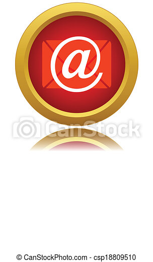 Email icon - csp18809510