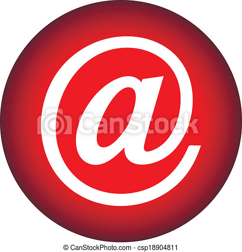 Email icon - csp18904811