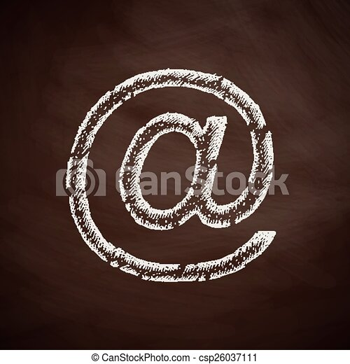 email icon - csp26037111