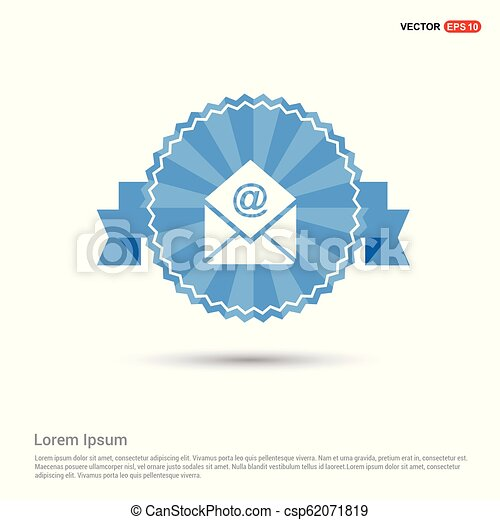 Email Icon - csp62071819