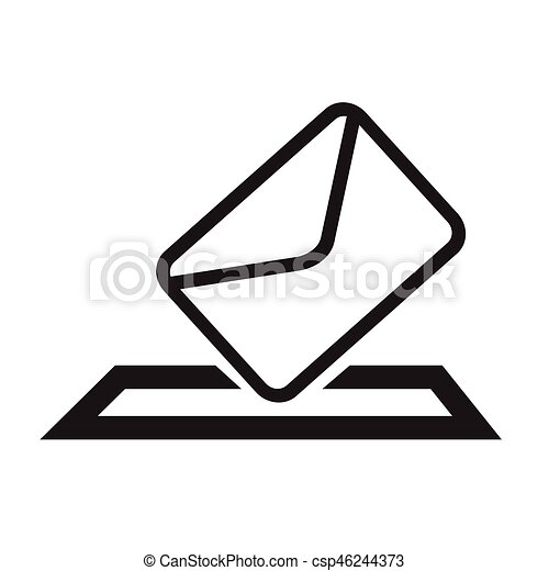 email icon vector illustration vectors illustration search clipart rh canstockphoto com email icon vector png email icon vector eps