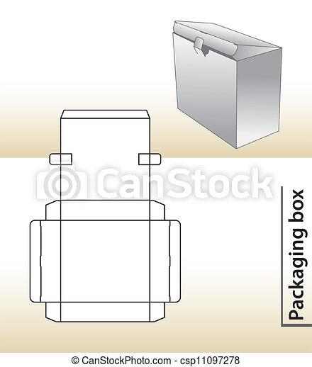 embalagem - csp11097278