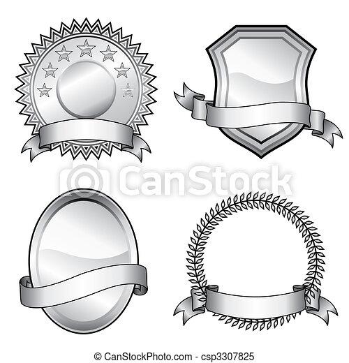 emblème, insignes - csp3307825
