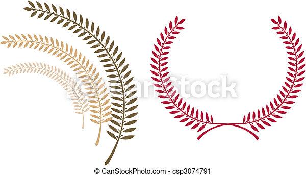 Emblem-Temperatur - csp3074791