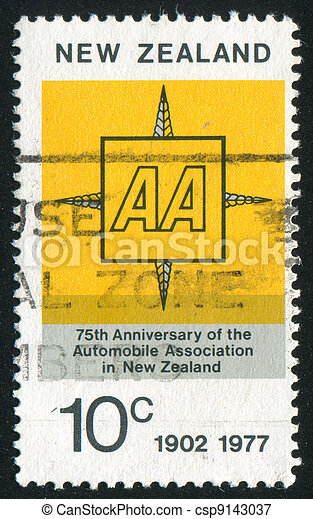 emblema automobile, assotiation - csp9143037