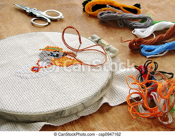 embroidery 1 - csp0947162