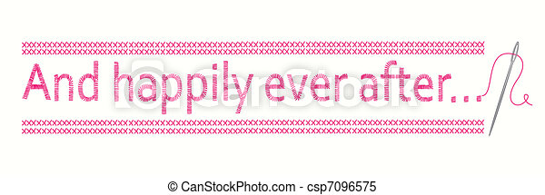 Embroidery - csp7096575