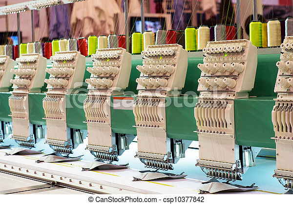 Embroidery machine - csp10377842