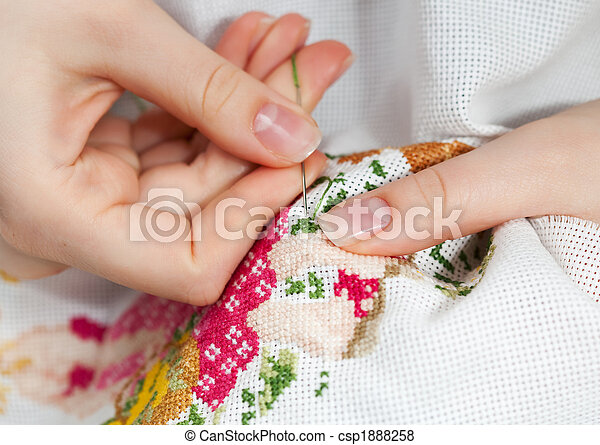 Embroidery - csp1888258