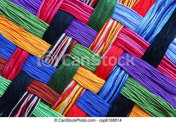 Embroidery threads - csp6168814