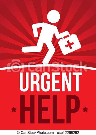 emergencia, doctor - csp12266292
