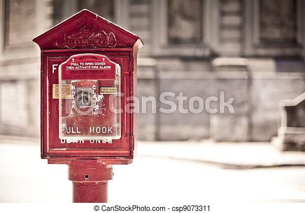 Emergency box - csp9073311