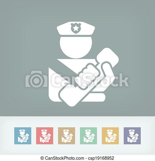 Emergency call - csp19168952