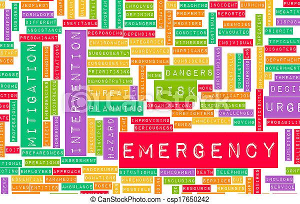 Emergency Concept - csp17650242