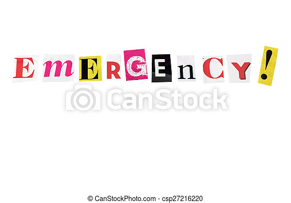 emergency! - csp27216220
