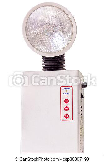 emergency lights - csp30307193