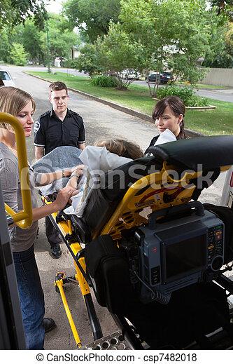 Emergency Medical Transport - csp7482018