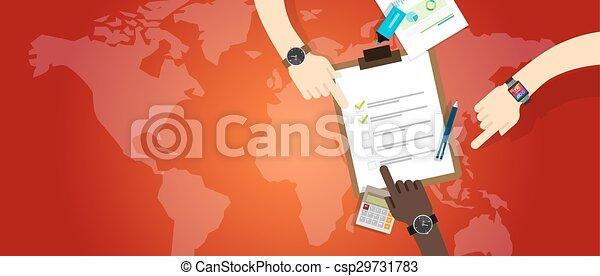 emergency plan team work management preparation cooperation - csp29731783