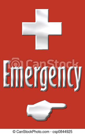 Emergency - csp0844925