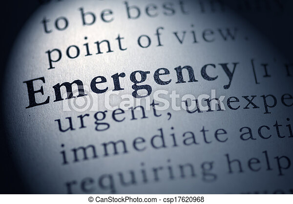 emergency - csp17620968