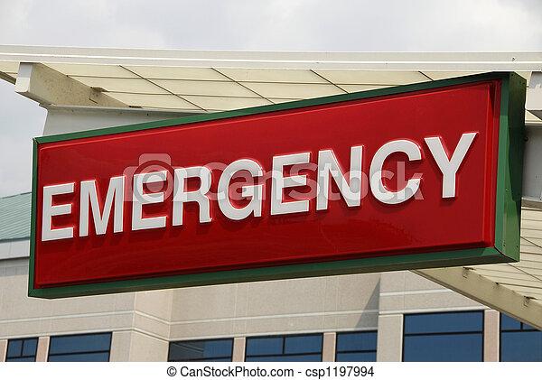 Emergency - csp1197994