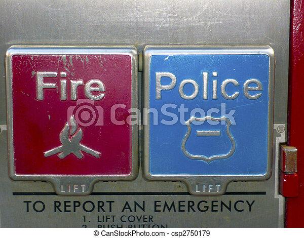 emergency - csp2750179