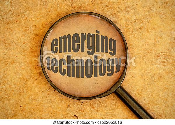 Emerging technology - csp22652816