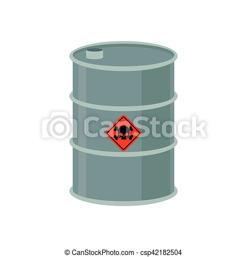 emissions., 屑, 放射性, 液体, ごみ, 危険, 産業, keg., pollution., barrel., 化学物質, 環境, 生態学的, cask., 有毒廃棄物, 有害, 災害 - csp42182504