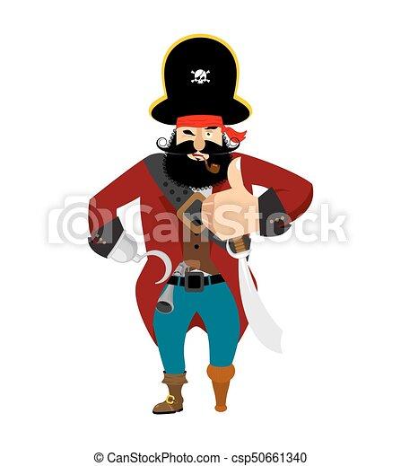 Emoji まばたき イラスト Cheerful ベクトル 親指 海賊 海賊
