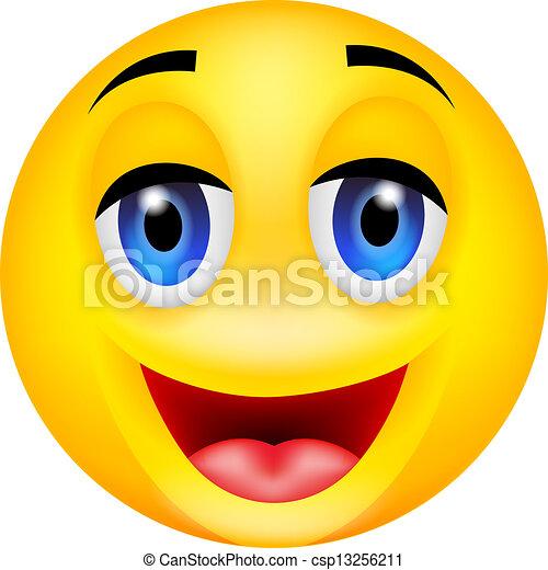 emoticon , αστείος , χαμόγελο  - csp13256211