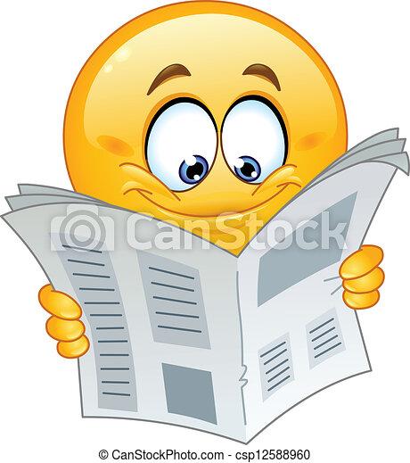 emoticon, avis - csp12588960