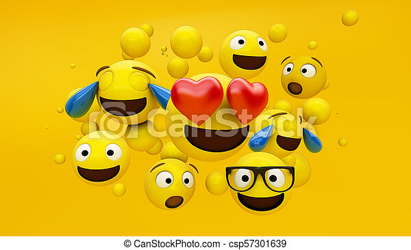 emoticons group - csp57301639