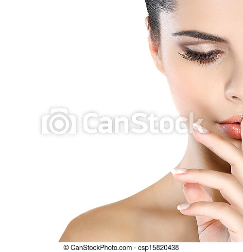 emotions, cosmetics - csp15820438