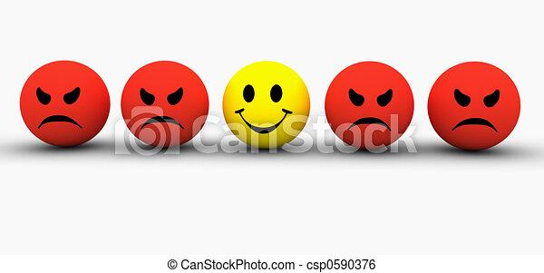 Emotions - csp0590376