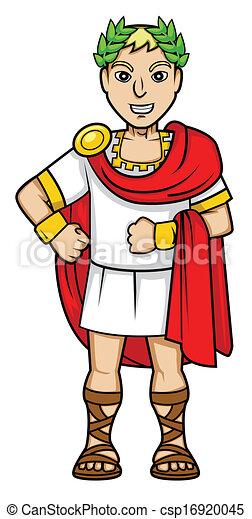 emperor romans - csp16920045
